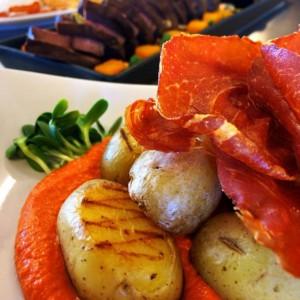 Nyhet på cateringmenyn – Hygns Tapas!