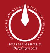 Hygns Vilt diplomerade vid Husmansbord Bergslagen 2011