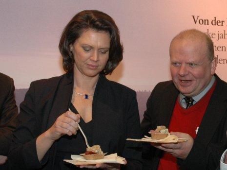 Hygns Vilt representerad vid Grüne Woche i Berlin